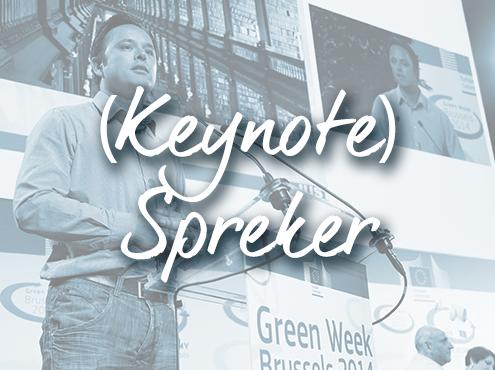 (Keynote)-Spreker