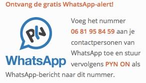 whatsapp alert pyn